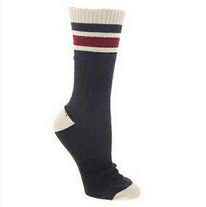 Free People Quincy Cozy Stripe Socks